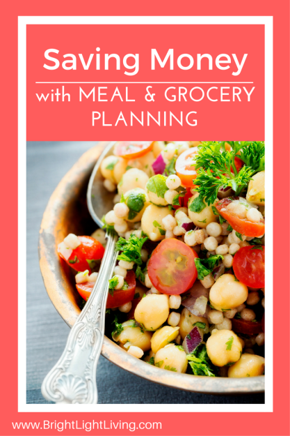 Meal and Grocery Planning