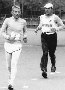 Stu Middleton Ultra Distance Running Champion